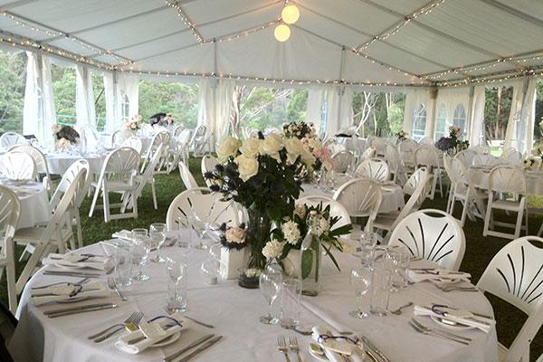 Hunter Valley Marquee Hire   Weddings In Wollombi